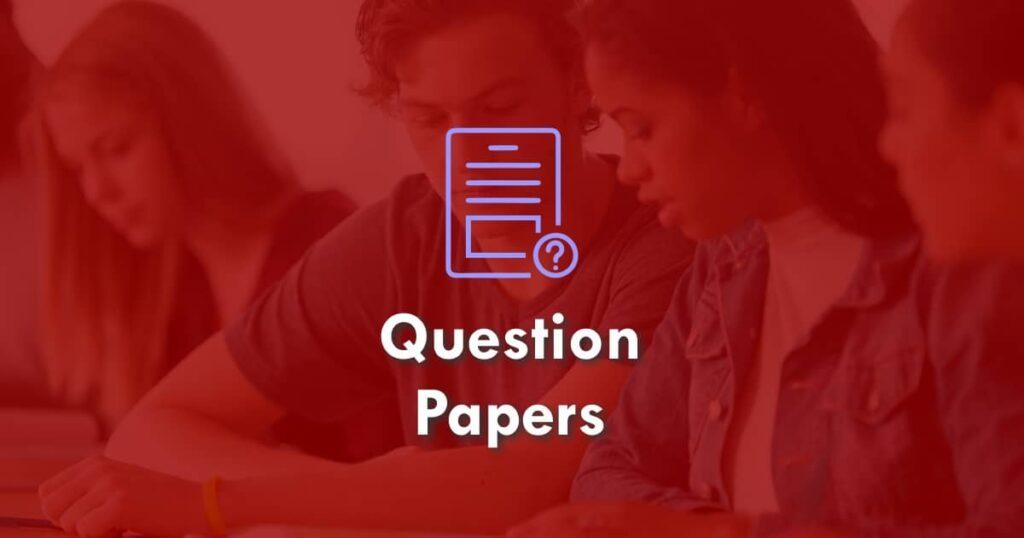 Question paper-12-08-2021